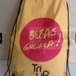 tas bahan taslan bebas gulma