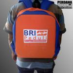 Q2783 Bagpack ransel BRI Papua by Perdana Goodie Bag