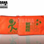 Tas belanja lipat bahan taslan go green