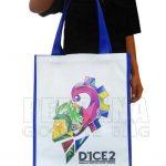 Tote Bag Printing Kalep D'Ice Q3710