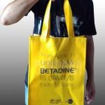 goodie bag bahan d300 betadine