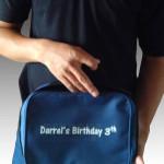 pouch bahan D600 darrel's birthday