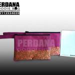 souvenir tas pouch ripstop + batik by Perdana