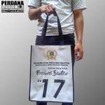souvenir tas printing kalep 17th Banten by Perdana Q3390