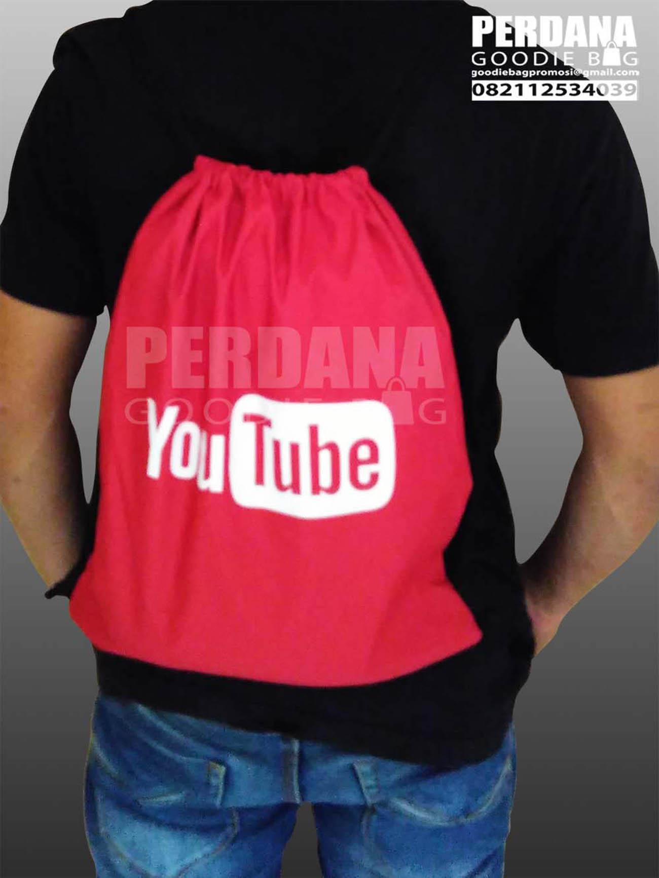 tas serut bahan taslan youtube