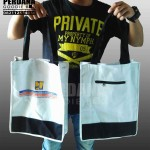 tote bag kanvas PU Bogor by Perdana