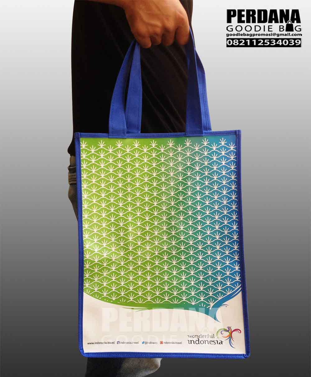 tote bag printing kalep wonderful Indonesia
