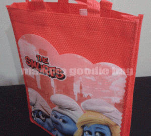 Goodie Bag Ultah Kulit Jeruk Angry Bird