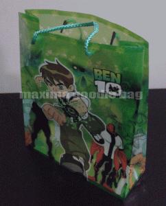 Goodie Bag Ultah Anak Plastik Ben10