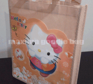 Goodie Bag Ultah Kulit Jeruk Hello Kitty
