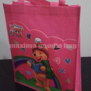 Goodie Bag Ultah Kulit Jeruk Pooh