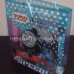 goodie bag ultah anak plastik thomas