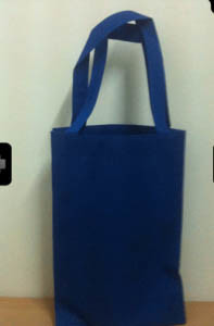 Goody Bag Polos Ready Stock Biru