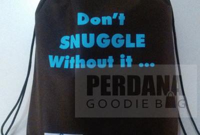 Goodie Bag Ideas Ramah Lingkungan Bahan Spunbond
