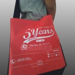 Goodie Bag Unik Tofu Bahan Spunbond