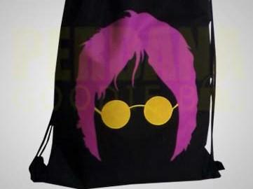 Goody Bag Taslan Sablon John Lennon