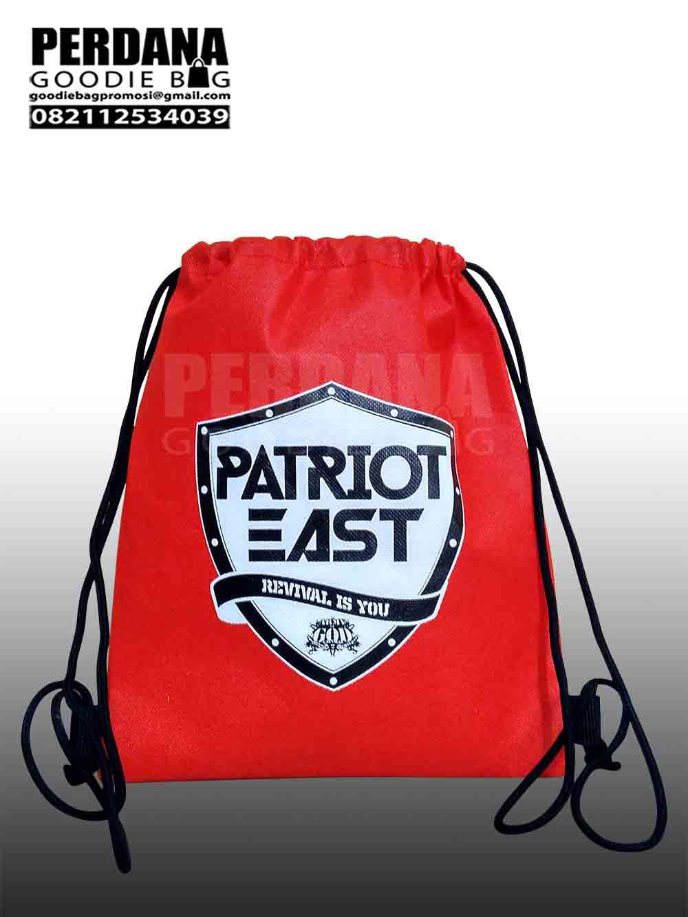 Tas Serut Spunbond Patriot Manado