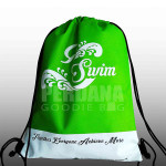 drawstring bag spunbond go swim