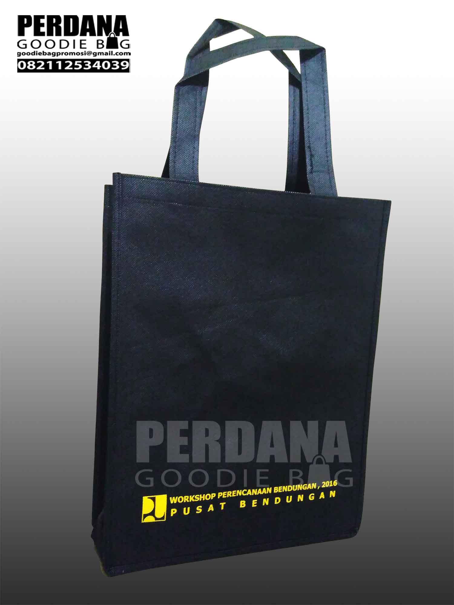 goodiebag spunbond PU produksi Perdana