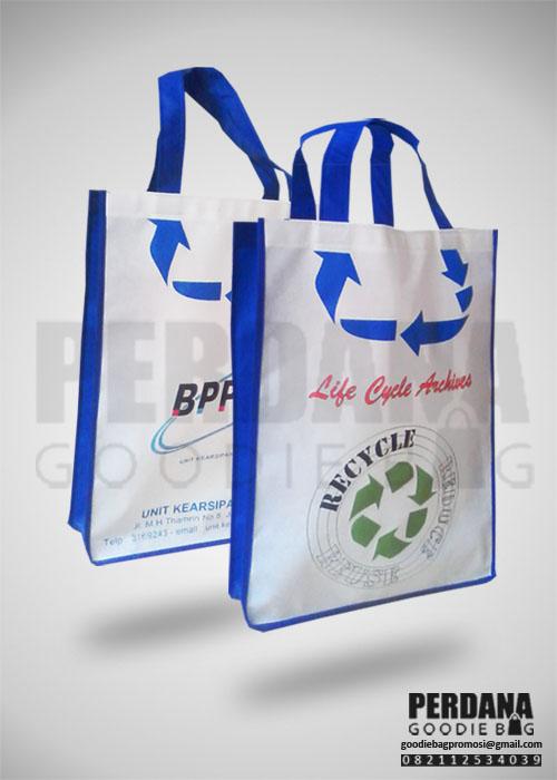 tas promosi non woven spunbond BPPT
