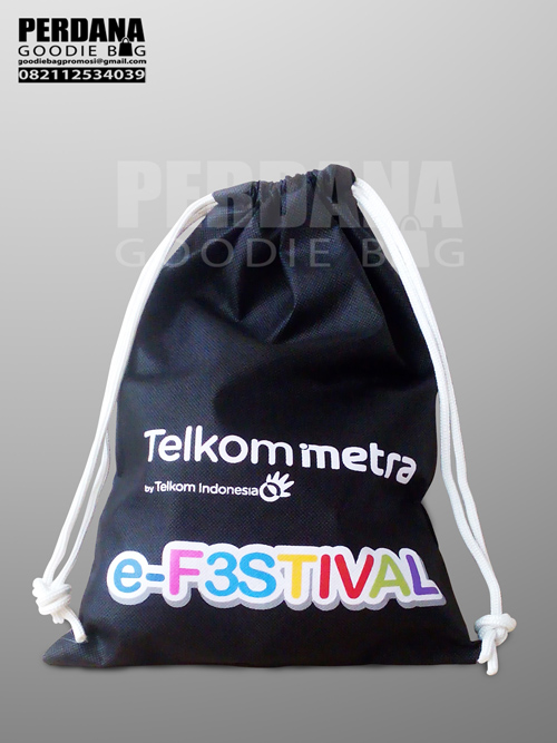 tas serut spunbond Telkom duren tiga pancoran