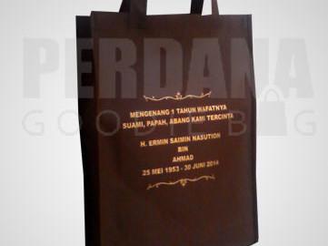 Goodie Bag Spunbond Untuk Acara Mengenang Di Kuningan