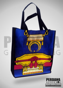 Goodiebag Dengan Bahan D420 Untuk Klien Di Jakarta Pusat