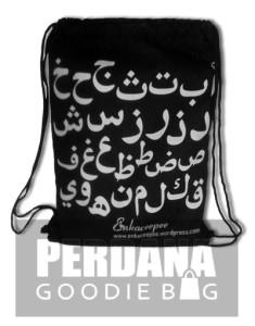 Goody Bags Taslan Desain Custom Di Tangerang