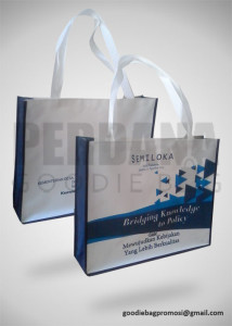 Sablon Tas Custom Perdana Goodie Bag