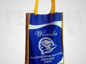 Tas Goodie Bag Seminar Bahan Spunbond Klien Manado