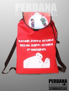 Goodie Bag BahanTaslan Untuk Ultah Di Duren Sawit Jakarta Timur