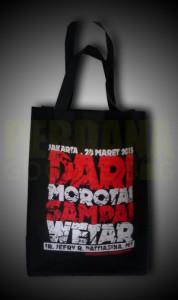 Goodie Bag Murah Spunbond Pesanan Bapak Reza Maluku