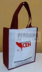 Goodie Bag Spunbond Pesanan Klien Di Aceh