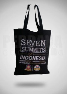 Goody Bags Dengan Bahan Drill Klien Jakarta Utara