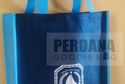 Jual Goodie Bag Spunbond Klien BenHil Jakarta Pusat