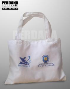 Tas Bahan Kanvas Univ Budi Luhur Ciledug Jakarta Selatan
