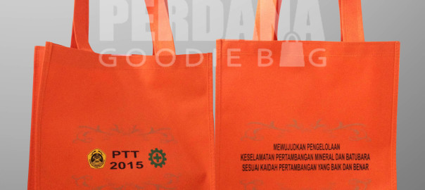 Tas Seminar Bahan D300 ESDM Di Jakarta Selatan