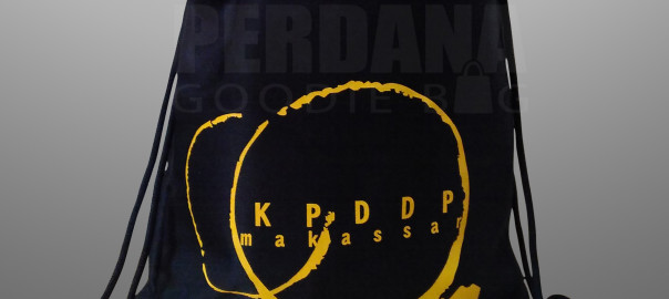 Jual Goodie Bag Di Makassar Bahan Drill