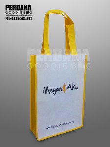 Souvenir Tas Murah Non Woven Megan Klien Jakarta