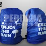 cover ransel bahan parasut adi rain