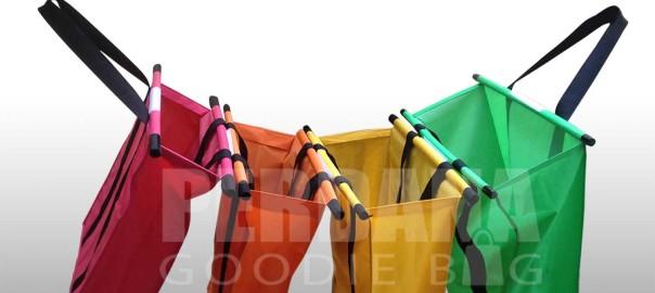 Cara Membuat Tas Belanja Ramah Lingkungan Yang Menarik