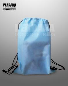 Goody Bag Murah Spunbond Polos Serut Ransel