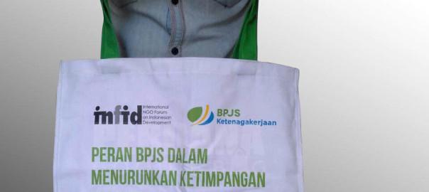 tote bag kanvas BPJS di Jakarta
