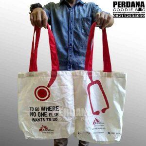 konveksi tas promosi di jakarta selatan Perdana Goodie Bag