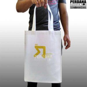 konveksi tas souvenir spunbond murah meriah Perdana Goodie Bag
