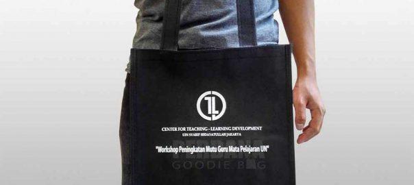 tas untuk workshop spunbond di UIN Tangerang id3644