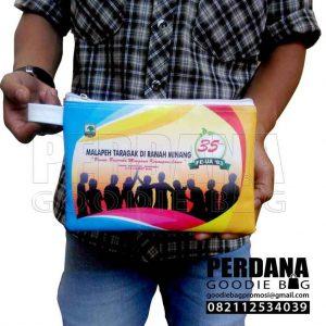 Pouch Dompet Bahan Kalep Printing Di Ciputat Q3762