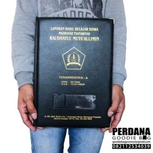 map folder dengan sablon dan ukuran custom