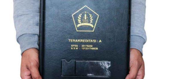 map folder dengan sablon dan ukuran custom
