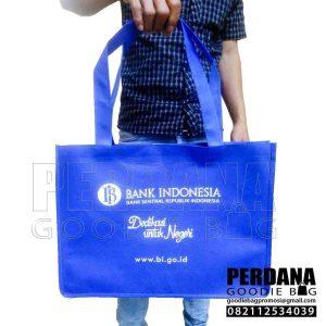 Tas furing spunbond biru benhur by Perdana Q3699